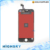 100% probado pantalla para iphone se 5se lcd + pantalla táctil panel de cristal digitalizador Asamblea completo Blanco Negro 1 Unidades El Envío Libre