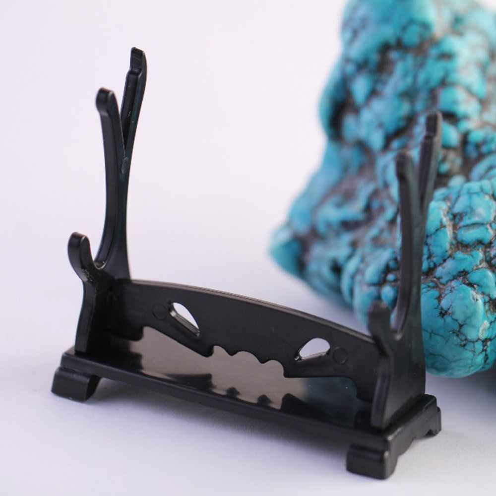 Double Layers Sword Stand Plastic For Game Sword//Gun//Knife Weapon Model Display