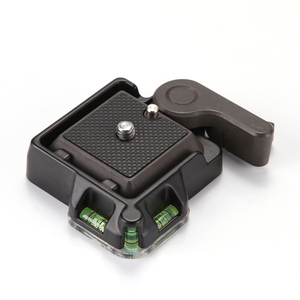 Image 4 - QR Quick Release Clamp Adapter Plate Mount for Monopod Tripod Ball Head Arca Benro