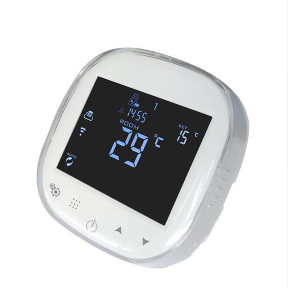 WiFi Thermostat Programmable Water/Gas Boiler Heating Thermostat Room Temperature Controller Works With Alexa Google Home