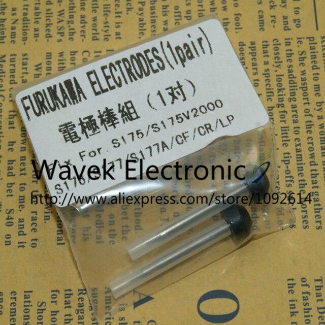 Electrodes For FITEL S177,S177A, S176 CF/CR/LP, S175,S175V2000 Fsuion Splicer