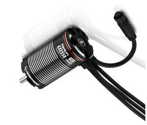 Image 3 - Hobbywing XeRun Axe Brushless Power System Foc AXE540 1200KV 1800KV 2300KV With Brushless ESC for Rc 1/10 Climbing Car