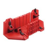 Multi função carpintaria viu arca caixa de aperto mitra 10/12/14 polegada caixa de esquadria com serra traseira