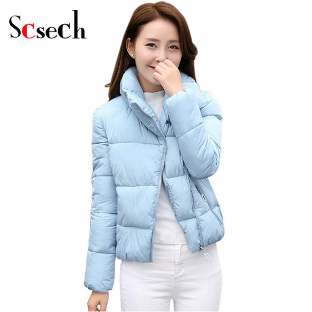 Aliexpress.com : Buy Femme winter jacket Women Cotton Wadded Warm ...