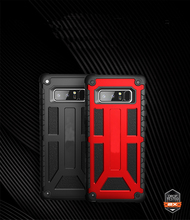 R-Just Monarch Feather-Light Rugged Case for Samsung Galaxy Note 8