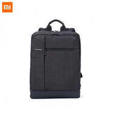 Original Xiaomi Classic Business Backpacks Large Capacity Students Bags Men Women Bag Backpack Suitable for 15-inch Laptop GTop