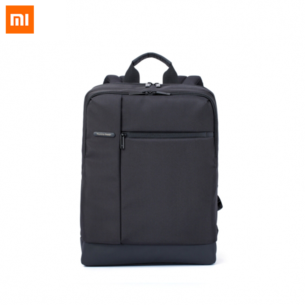 Original Xiaomi Classic Business <font><b>Backpacks</b></font> Large Capacity Students Bags Men <font><b>Women</b></font> Bag <font><b>Backpack</b></font> Suitable for <font><b>15</b></font>-inch <font><b>Laptop</b></font> GTop image