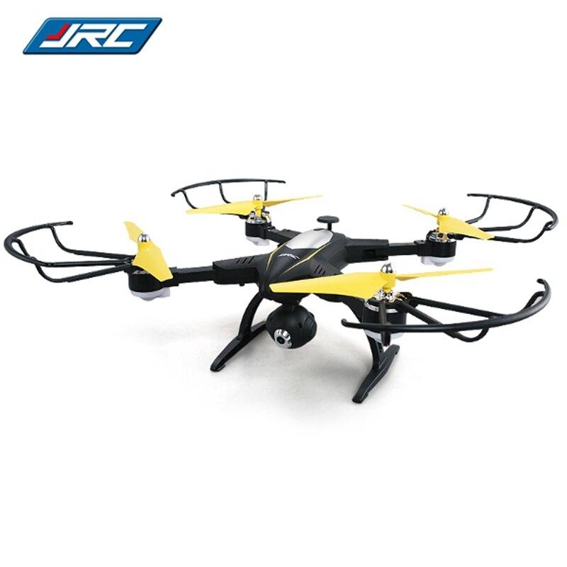 Em Estoque JJRC H39WH WIFI FPV Com 720 P Câmera de Alta Espera modo de Braço Dobrável Smartphone APP RC Drones FPV Quadcopter RTF Helicóptero
