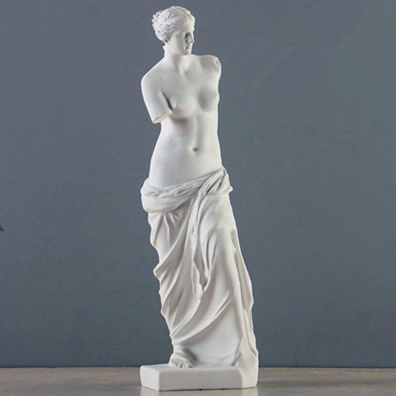 Roman Mythology Goddess Venus Full-Length Portrait Statue Home Furnishing Articles G706