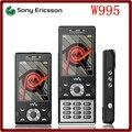 W995 Оригинальный Разблокирована Sony Ericsson W995 8MP WCDMA 3 Г 930 мАч GPS Bluetooth WIFI Мобильный Телефон Бесплатная доставка