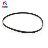 2pcs Black 60XL Rubber Imperial Timing Belt