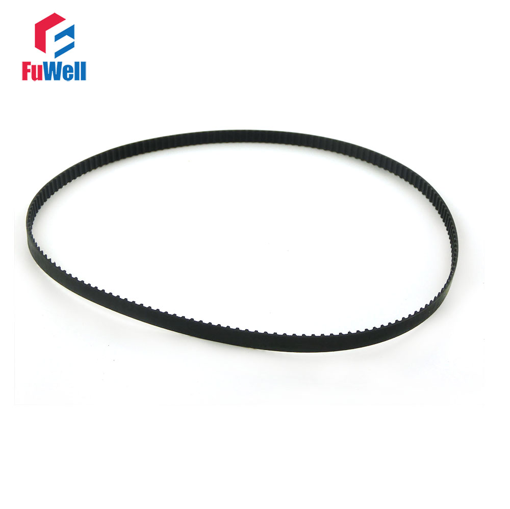 XL Timing Belt 570/572/580/592/600/612/616/630/648/670/690/700XL Rubber Pulley Belt 10mm Width Closed Loop Toothed Belt