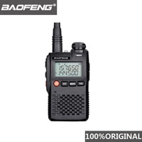 100% Original Best Price Baofeng UV 3R Mini Walkie Talkie Dual Band VHF UHF Portable UV3R Two Way Radio Ham Hf Transceiver UV 3R