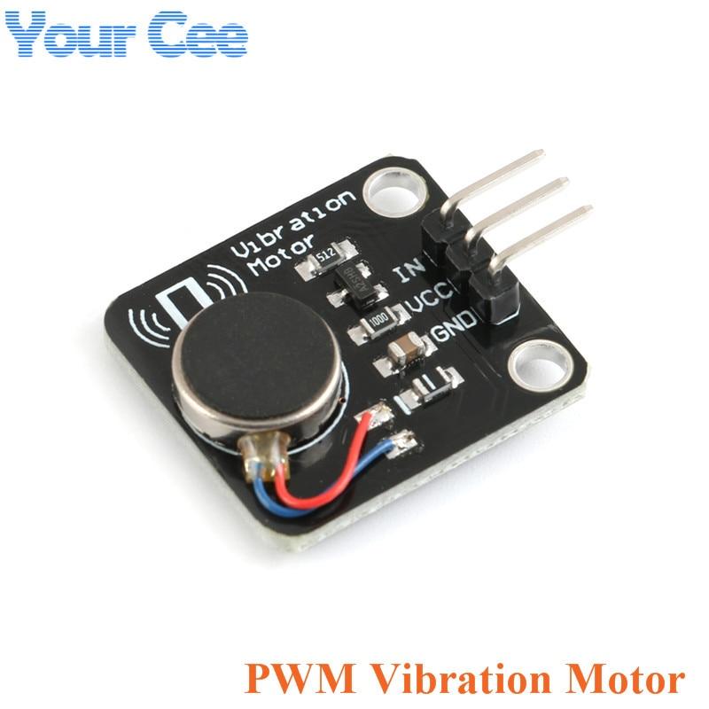 PWM Vibration Motor Module DC Motor Phone Vibrator for Arduino UNO R3 MEGA2560 Electronic DIY Kit