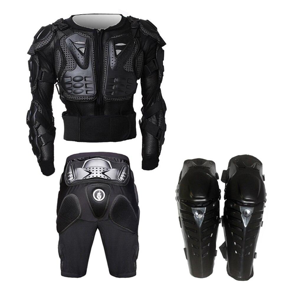 Newfacelook Stainless Steel Leather Motorcycle Motorbike Waterproof Gloves