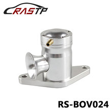 RASTP-Bolt-On Top Mount Turbo BOV Blow Off Valve For Subaru 02-07 WRX EJ20/EJ25  RS-BOV024 стоимость