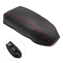 цена на Car Styling Center Console Armrest Box Cover microfiber leather Protection Pad for Kia Sportage 2011 2012 2013 2014 2015 2016