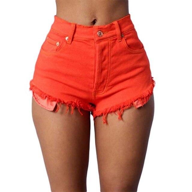 Aliexpress.com : Buy Summer Multicolor Tight Women High Waist ...