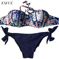 ZAFUL Bikini Set 2017 Newest Summer Swimwear Women Sexy Beach Swimsuit Bathing Suit Push Up Brazilian Maillot De Bain Biquini