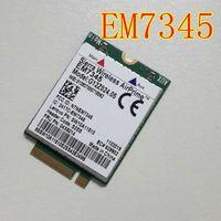 For Lenovo Thinkpad GOBI5000 EM7345 LTE 04x6014 T440 X240 WWAN HSPA EVDO NGFF Card 4G