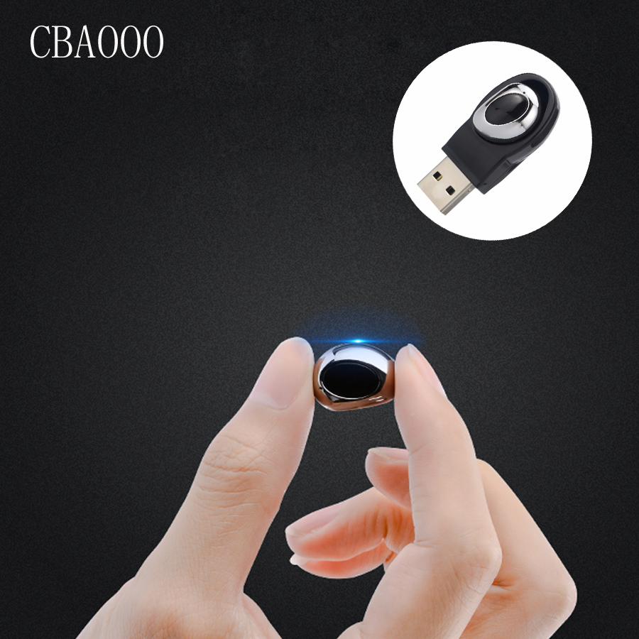 CBAOOO Wireless Bluetooth Earphone Mini Earbuds with Mic Handsfree Magnet USB Charger in ear earpiece Headsets for phone hotgo car bluetooth headset mini wireless earbud with mic stereo in ear earphone magnetic usb charger headsets for smartphonep35