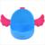 Anjo Em Forma de Bebê Potty Crianças meninos Stand Vertical Sulco Parede-montado Urina Urina Do Bebê Portátil Wc Instrutor ABE606