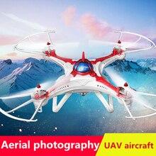 Quatre Avions de L'axe véhicule aérien sans pilote 2.4G 4CH Professionnel RC Drone Quadcopter Pas de Caméra Télécommande Hélicoptère DD032