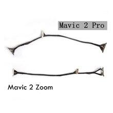 Orijinal DJI Mavic 2 Pro/Zoom Gimbal Flex kablo sinyal iletim kablosu PTZ kamera Video hattı tamir tel