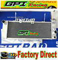 high-perf GPI aluminum racing  Radiator for SUZUKI SV650N SV650 SV 650 650V 03 04 2003 2004 new
