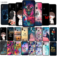 Lavaza Space Moon Soft TPU Case for Xiaomi Redmi Note 5 6 7 Pro 5A 6A S2 Plus Silicone Cover