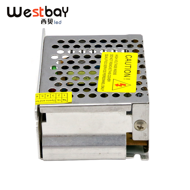 Brand New High Quality 36W 3 2A 12V Switching Power Supply For LED Strip  light input AC100V-240V 12V output