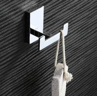 Top quality Clothes hanging hook coat hooks bathroom accessories home supplies robe hooks
