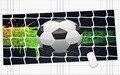Fútbol De Goma Grande Gaming Mouse Pad Engrosamiento Colchoneta Portátil de Gran Tamaño 900*400mm