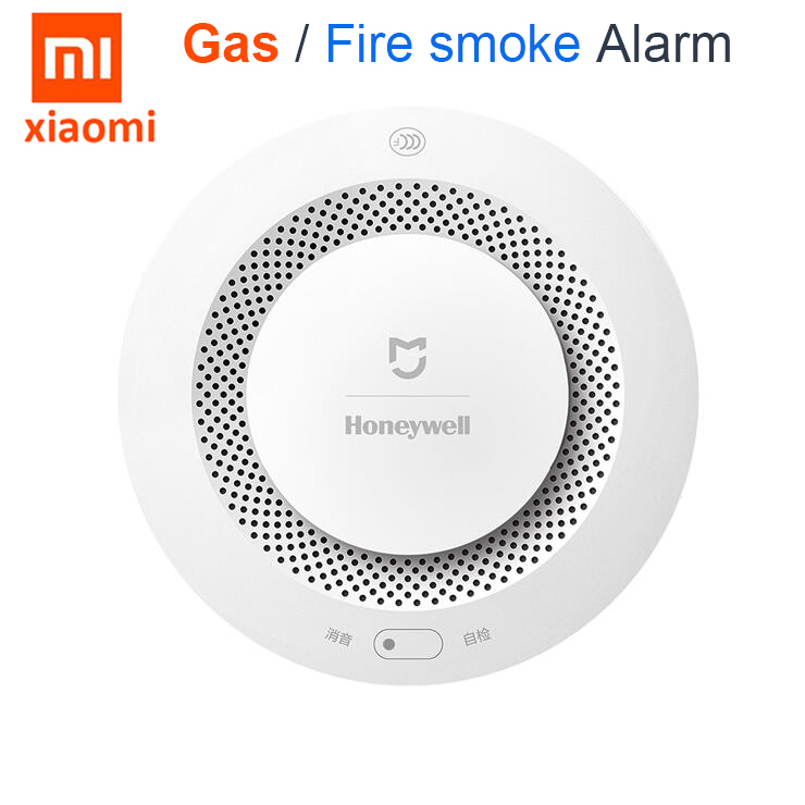 original xiaomi mijia honeywell smart fire gas alarm ch4