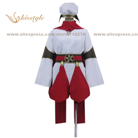 Kisstyle Fashion Chaos Dragon Ibuki Uniform COS Clothing Cosplay Costume,Customized Accepted