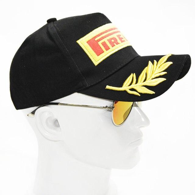 abc0b269d71 Online Shop 2017 Snapback Racing Cap Baseball Cap Black F1 Style ...