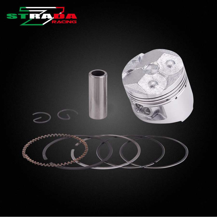 Cheap small engine parts - Engine Cylinder Part Piston And Piston Rings Kits For Yamaha Fzr250 1hx Small Ban Motorcycle Accessories