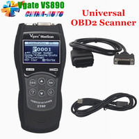 10PCS VGATE VS890 OBD2 Scanner Code Reader Universal Multi Language And Car Diagnostic Tool Scan Vgate