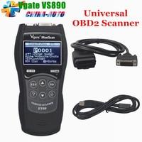10PCS VGATE VS890 OBD2 Scanner Code Reader Universal Multi Language And Car Diagnostic Tool Scan Vgate