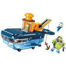Octonauts الأزرق يخت سفينة