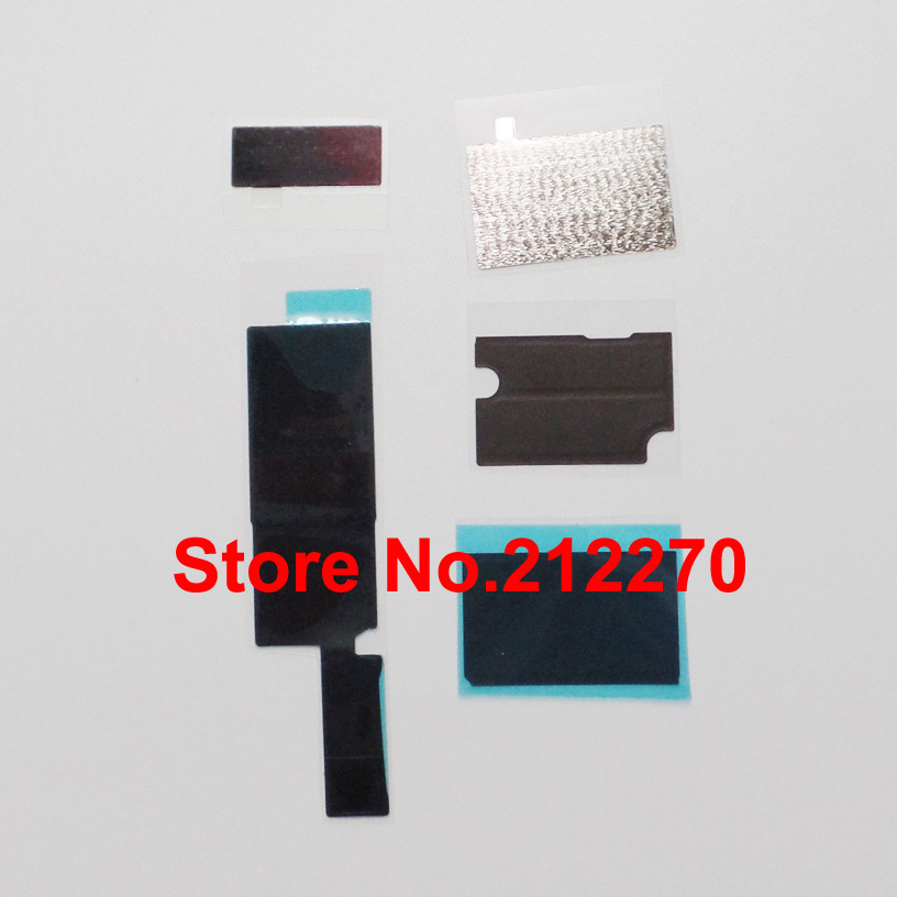 50set lot Original New Mainboard Motherboard Heat Dissipation Adhesive Sticker For iPhone 7 Plus