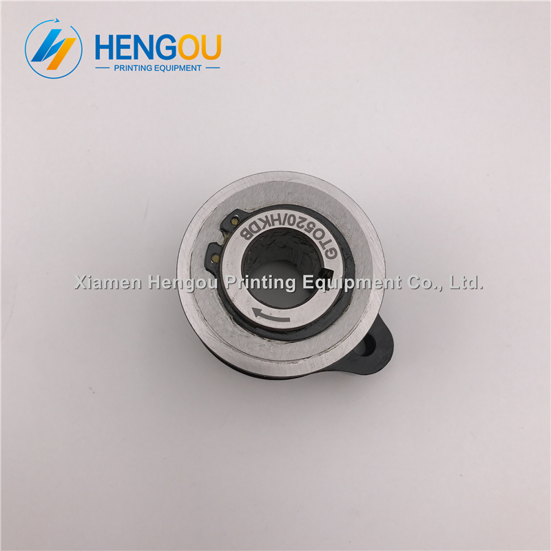 1 piece Heidelberg GTO520/HKDB ink fountain over running clutch for gto52 42.008.005F gto parts China post free shipping china post free shipping feed gripper assembly for gto heidelberg gto machine spare parts
