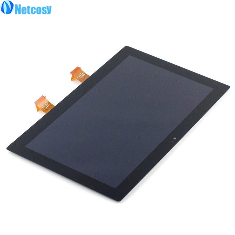 Netcosy Alta Qualità display LCD + Touch screen assembly Senza cornice parti di Riparazione Per Microsoft Surface Pro 1 Pro1 LCD schermo