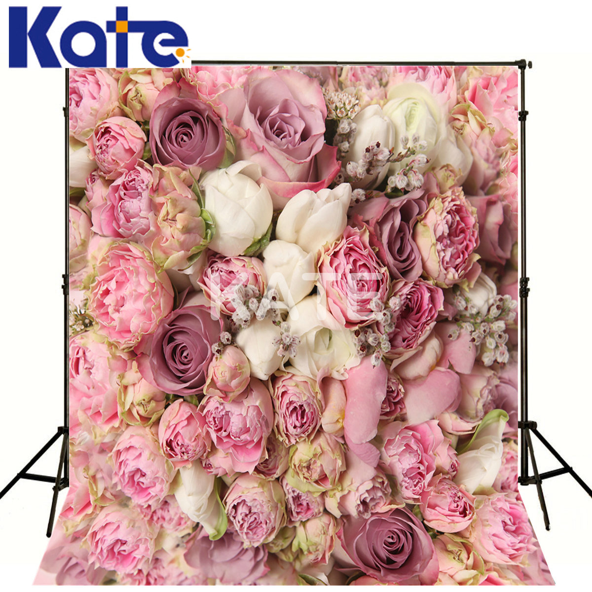 KATE Photo Background Scenic Photography Backdrops Newborn Photography Background Floral Backdrop Wedding Backdrop for Studio free scenic spring photo backdrop 1875 5 10ft vinyl photography fondos fotografia photo studio wedding background backdrop