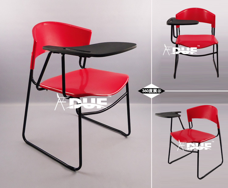 Poly Classroom Chair With Writing Pad Wide Seat College Chair Sturdy Frame  Seminar Chair In School Chairs From Furniture On Aliexpress.com | Alibaba  Group