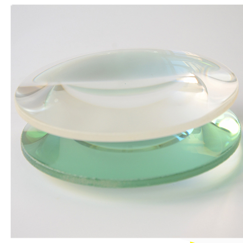 Large magnifying glass lens 3X 5X 8X 10X magnify <font><b>127mm</b></font> image