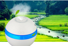 New Portable Mini USB Humidifier Diffuser Air Purifier Mist Make For Office Home Car Facial Skin Care Free Shipping