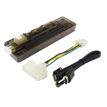 PCI-E EXP GDC External Laptop Graphics Card Dock Video Card Laptop