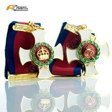 Орден за выдающиеся услуги DSO GRVI EIIR британская военная медаль