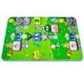 110*70 esteira do Jogo de Puzzle para Crianças de espuma eva tapete de Piquenique tapete brinquedo para crianças em desenvolvimento Praia Assento almofada esteiras de Campismo PT712